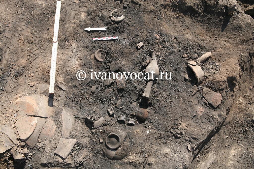 Археологи обнаружили древнее захоронение вИвановской области