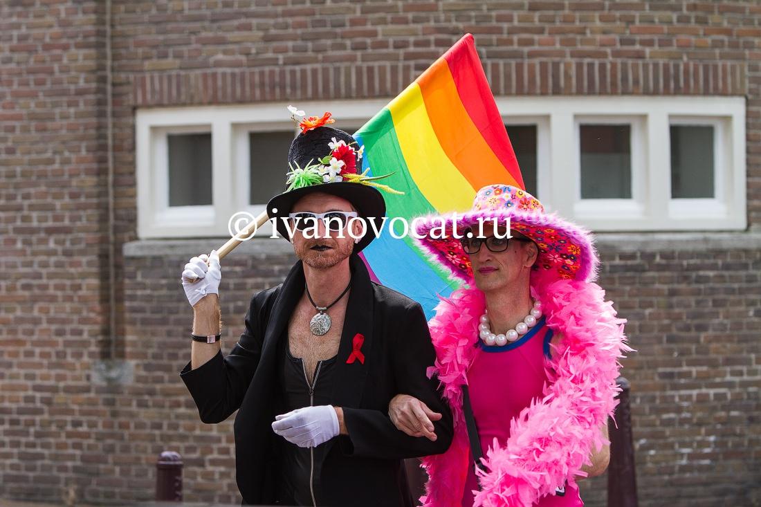 Организатор гей-парада: Власти Иванова нам неотказали