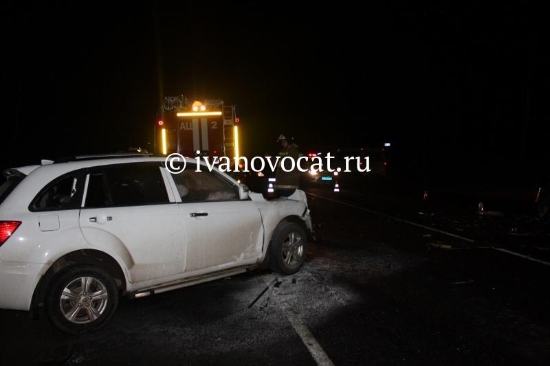 ВИвановской области нетрезвый шофёр совершил ДТП, врезультате которого погибли люди