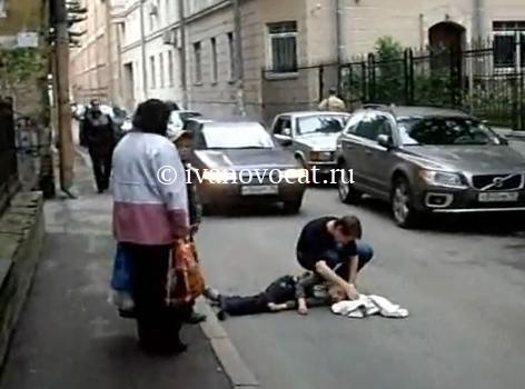 26-летний шофёр «Рено» сбил 60-летнюю пенсионерку— Иваново